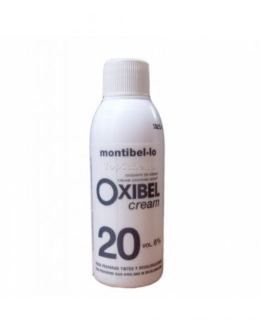 Montibel.lo Oxibel Oxidante en crema 20vol 6% 60ml