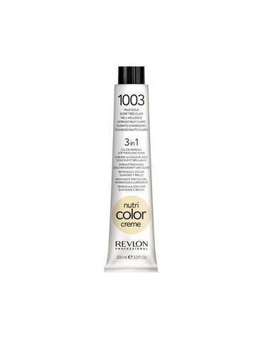 Revlon Nutri Color Creme 1003 Dorado Muy Claro 100ml