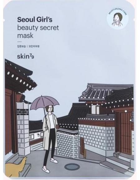 Skin79 Seoul Girl's  beauty secret Mask 20g piel joven