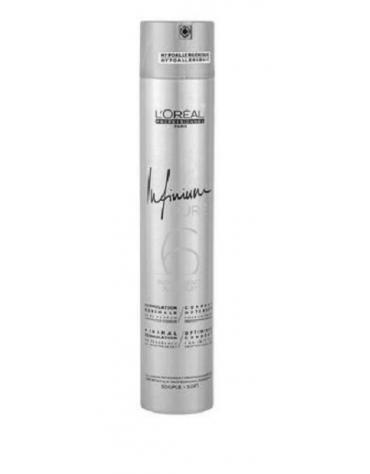 Infinium pure 6 laca formulación minimale souple- soft  500 ml