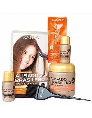 Kit Alisado Brasileño