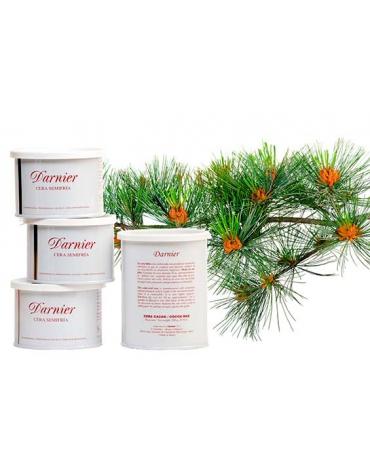 Cera Semifria Darnier Natural Pote 400 Gr
