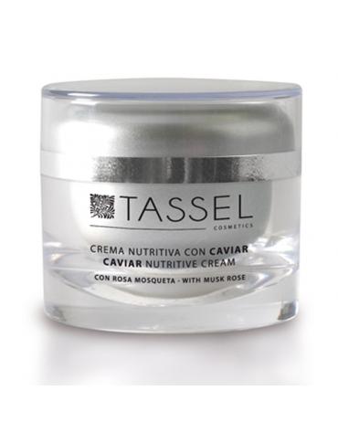 Crema nutritiva con extracto de caviar TASSEL 50ml