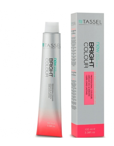 Bright colour 4 castaño medio Tassel 100ml