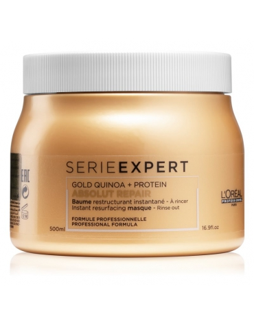 Serie Expert GOLD QUINOA + PROTEIN Absolut repair Mascarilla 500 ml