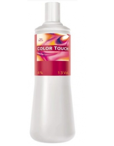 Color Touch emulsión 4% 13vol. 1L