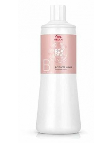 Wella activator liquid  reductor del color ligero