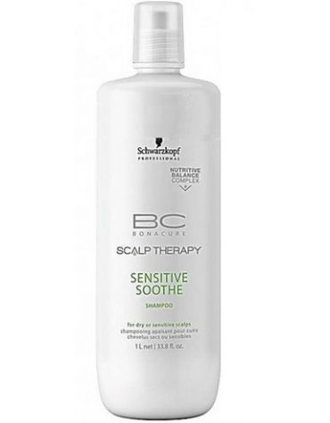 BC Scalp Therapy Champú Calmante 1000ml