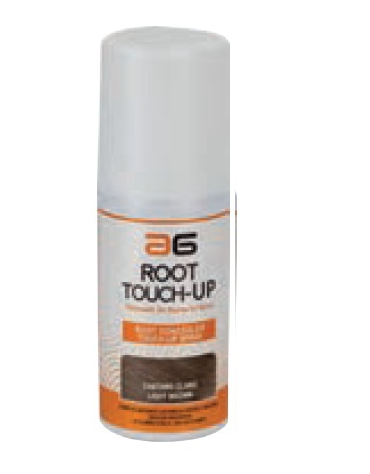 Root Touch-up castaño claro 75ml