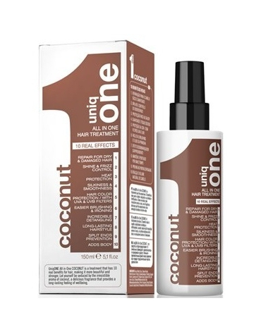 Uniq One 10 En 1 Coco Professional Hair Treatment 150ml