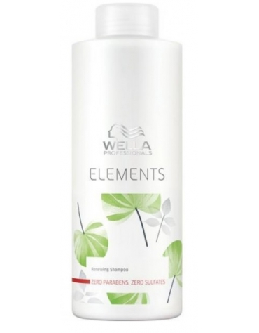 Wella Elements Champú Regenerador 1000ml